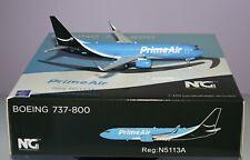 NG Model 58040 Boeing 737-83N(BCF)(WL) Amazon Prime Air N5113A in 1:400 Scale