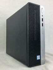 HP ProDesk 400 G5 (Intel Core i5 8th Gen - 16 GB RAM - 297 GB HDD)