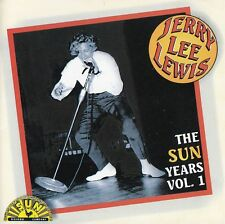 JERRY LEE LEWIS : THE SUN YEARS VOL. 1 / CD - TOP-ZUSTAND