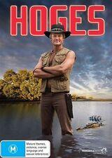 Hoges (DVD,2017)*Region 4*True Story of an Australian Legend*Mini series 161 min