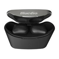 Bluedio T-elf 2 Bluetooth 5.0 Headset TWS Wireless Earphones Earbuds Headphones