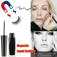 4ml No Glue Needed Magnetic Eyelashes Liquid Black Gel Magnetic Eyeliner Makeup