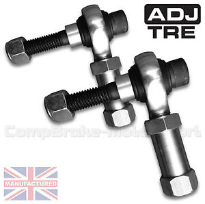 FITS ROVER 25/ MG ZR FORMULA TRACK ROD ENDS (PAIR) CMB0557
