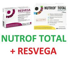 NUTROF Total 60 Kaps + RESVEGA Thea 60 Kaps - SET TOP