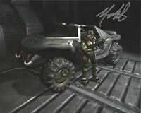 MARCUS LEHTO - HALO 3 CREATOR BUNGIE - SIGNED 8x10 PHOTO C w/COA MASTER CHIEF