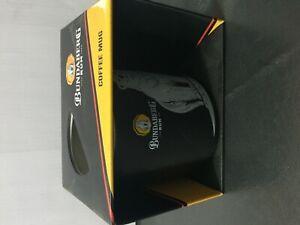bundaberg bundy matt black mug