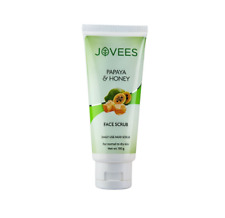 Papaya & Honey Mud Scrub 100g revealing a smoother, clearer & refined complexion