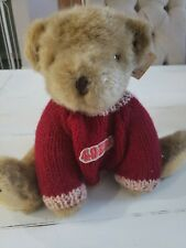 1994 Vtg San Francisco Bear From The Past With Tags