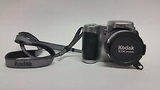 Kodak EasyShare Z740 5.0 MP Digital Camera - Silver and Denali Bag