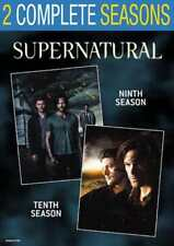 SUPERNATURAL: SEASONS 9 AND 10 NEW DVD