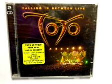 TOTO - FALLING IN BETWEEN LIVE - THE VERY BEST LIVE - 2CD 2007 NUOVO E SIGILLATO