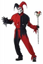 Déguisements costumes rouge pour homme
