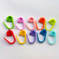 100Pcs Knitting Needles Clip Markers Hooks Sewing Wool Sweater Knitting Tools