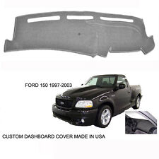 Brand New Ford F150 Pick Up Truck Custom Gray Grey Dashboard  Dash Cover  97-03