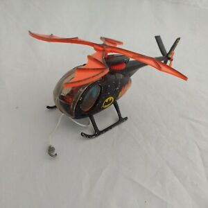 Vintage Corgi No 925 Batcopter Diecast Helicopter inc Batman Figure Winch 1976