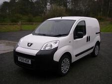 Peugeot Bipper 0 Commercial Vans & Pickups