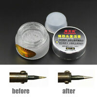 Soldering Iron Tip Refresher Clean Paste for Oxide Solder Head Resurrection