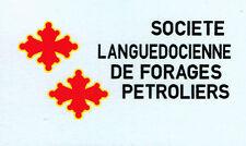 decals pour Dinky: Berliet GBO saharien languedocienne