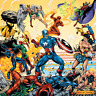 MARVEL DC CROSSOVER (1997-2002) Auswahl