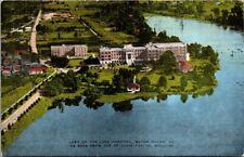 Postcard Lady Of the Lake Hospital Baton Rouge La