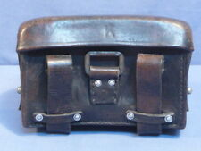 Original 1938 German Stretcher-bearer's Front Pouch, Right Side, WWII WW2 !!!!!!