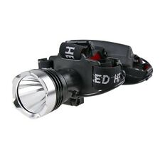 1600lumen CREE XM-L T6  LED HeadLight Lamp Flashlight torch Headlamp +AC Charger