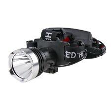 1600lumen CREE XM-L T6  LED HeadLight Lamp Flashlight torch Headlamp +AC Charger