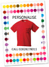 Embroidered Personalised Kids Childrens Russell ZT150 T Shirt 1-12yrs Boys Girls