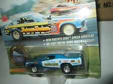 HAWAIIAN dodge charger  Funny car  Blue  JOHNNY LIGHTNING dragsters 1/64 ltd ed