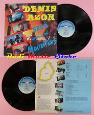 LP 12'' DENIS AZOR Sega music of mauritius 1990 italy MIGHTY QUINN cd mc dvd vhs