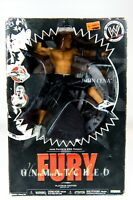John Cena Action Figure  WWE Unmatched Fury JAKKS Platinum Series 1