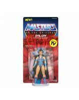 Super7 Masters of the Universe MOTU: Vintage Evil-Lyn 14 cm action figure NUOVA