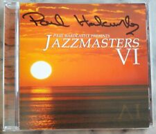 SIGNED, Paul Hardcastle Jazzmasters VI CD 2010 Trippin N Rhythm Records