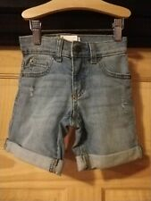 Gymboree outlet boys jeans shorts size 2t nwt