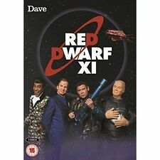 Red Dwarf Series XI DVD 2016 Region 2