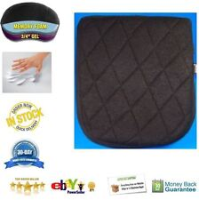 Motorcycle Passenger Seat Gel Pad Cushion for Harley Sportster XL1200T SuperLow