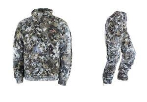 NEW  Sitka Gear Fanatic Jacket & Bibs Optifade Elevated II Pick Your Size!