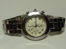 KLAUS KOBEC Stainless Steel Couture Sports Quartz Chronograph Watch KKG1913