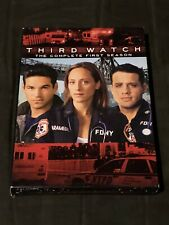 Third Watch - The Complete First Season (6-Disc DVD set, 2008)