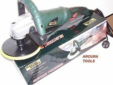 ELECTRIC POLISHER / SANDER - 180mm - 1400W -WITH ACCESSORIES- NEW IN BOX