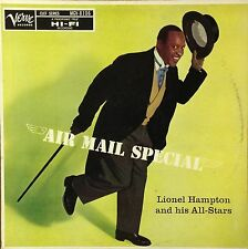 Lionel Hampton-Air Mail Special-Verve 8106-NICE
