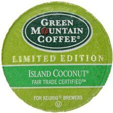 Green Mountain Coffee Roasters Island Coconut Ground Machine Brew Low Cal 24
