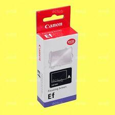 Genuine Canon Ef-A Focusing Screen EfA for Digital Camera EOS 40D 50D 60D 60Da