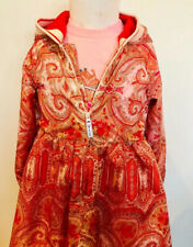 Oilily Coconutty Paisley Coat - 6 Years -BNWT