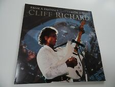 """CLIFF RICHARD ,FROM A DISTANCE ... THE EVENT .12"""" 33rpm DOUBLE VINYL LP RECORD"""