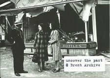 Brent Archive Blitz 1939 Walm Lane Station Parade Willesden advertising postcard