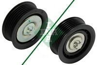 INA V-Ribbed Belt Deflection Guide Pulley 532 0531 10 532053110 - 5 YR WARRANTY