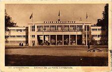 CPA Strassburg Entrée de la Foire-Exposition (490013)