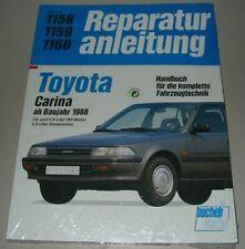 Reparaturanleitung Toyota Carina II AT 170 / 171 16V ab Baujahre 1988 Buch Neu!