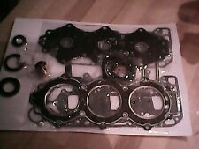yamaha outboard 60hp 70hp   power head gasket set and thermostat 2 stroke 6h3